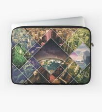 nature in the face of evolution Laptop Sleeve