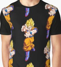 dragonball super saiyan goku Graphic T-Shirt