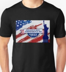 4th July Independence Day T Shirts Independence Day Gift Unisex T-Shirt
