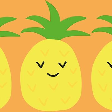 Pineapple Triplets by abflab