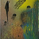 Jellyfish Rising by George Hunter