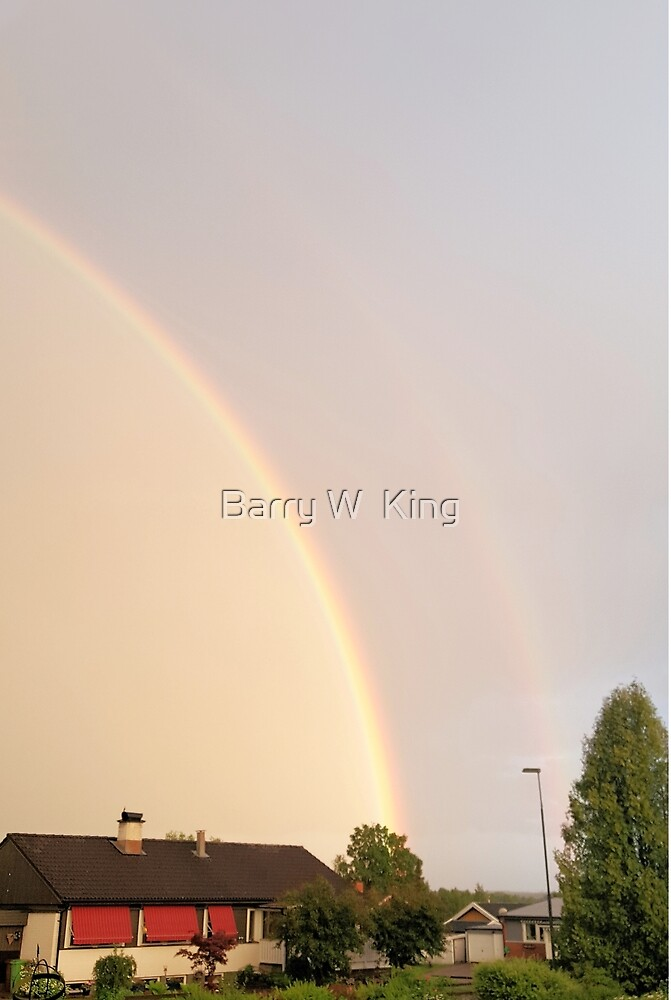 domed by Barry W  King