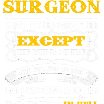 SURGEON EXCEPT MUCH COOLER by morrees