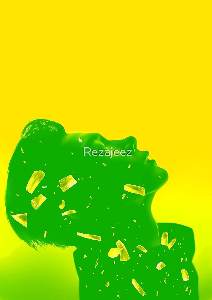 Ten 7th Sense - Green Ver. by Rezajeez