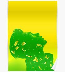Ten 7th Sense - Green Ver. Poster