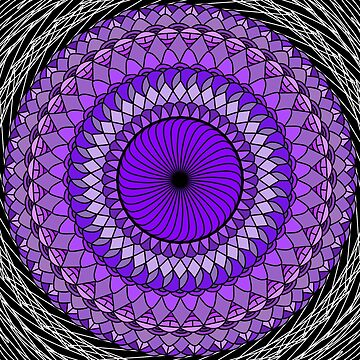 Purple Abstract by TheGayToGayLife