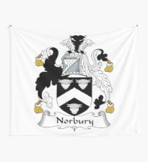 Norbury or Norbery Wall Tapestry