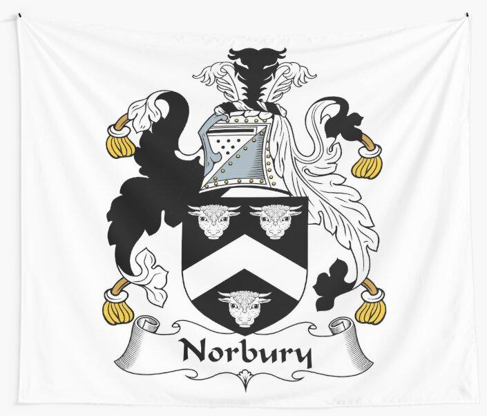 Norbury or Norbery by HaroldHeraldry