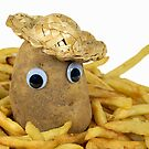 Golden French Fries by Maria Dryfhout