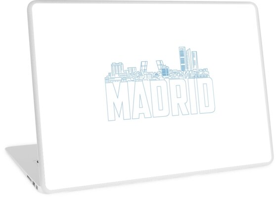 Madrid Spain by fantedesign