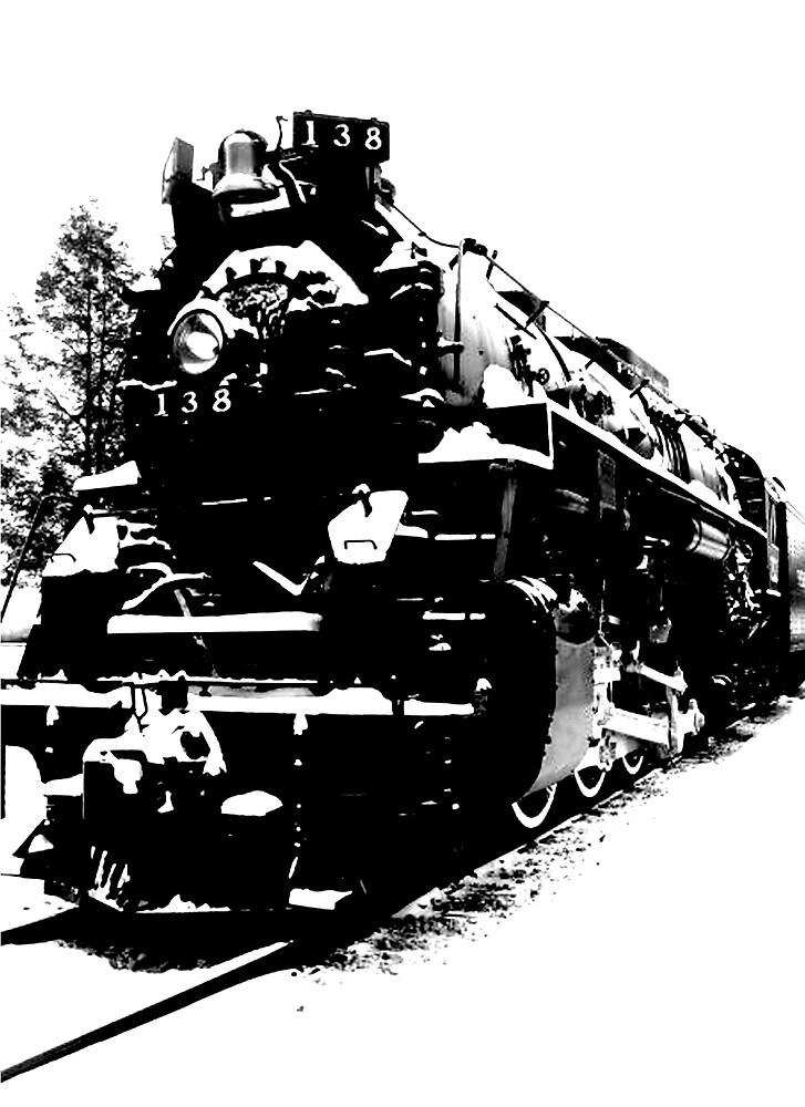 138 Train by djzombie