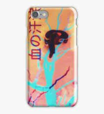 BTS-Blood ,sweat and tears(MV-Japaneses version)  iPhone Case/Skin