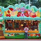 Eindhoven fair fruit stall by Arie Koene