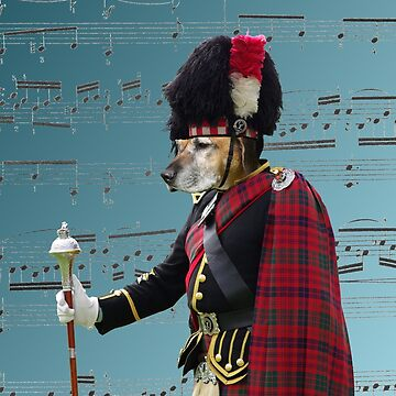 Pipemajor by oconnart