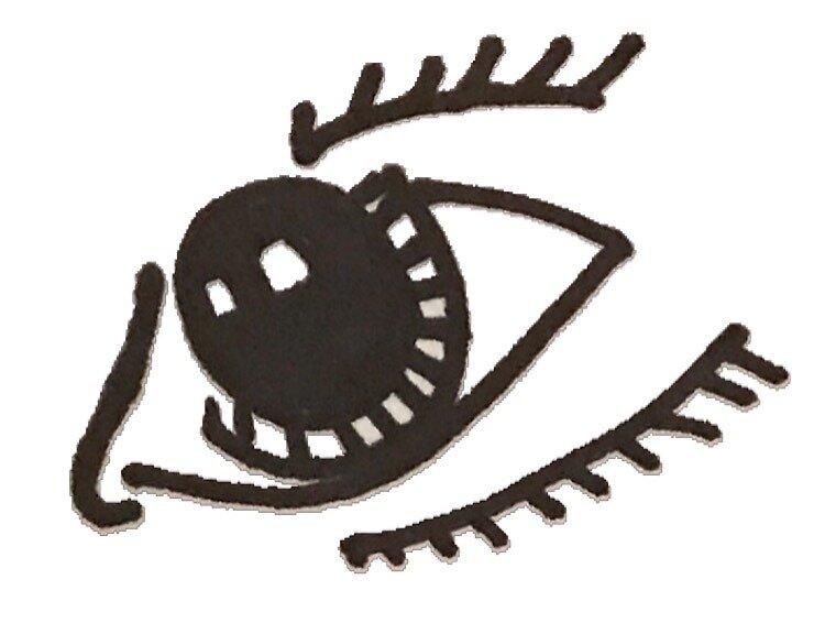 Audrey- Eye Design by Laurendodds