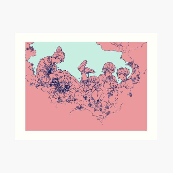 Spring Day  Art Print