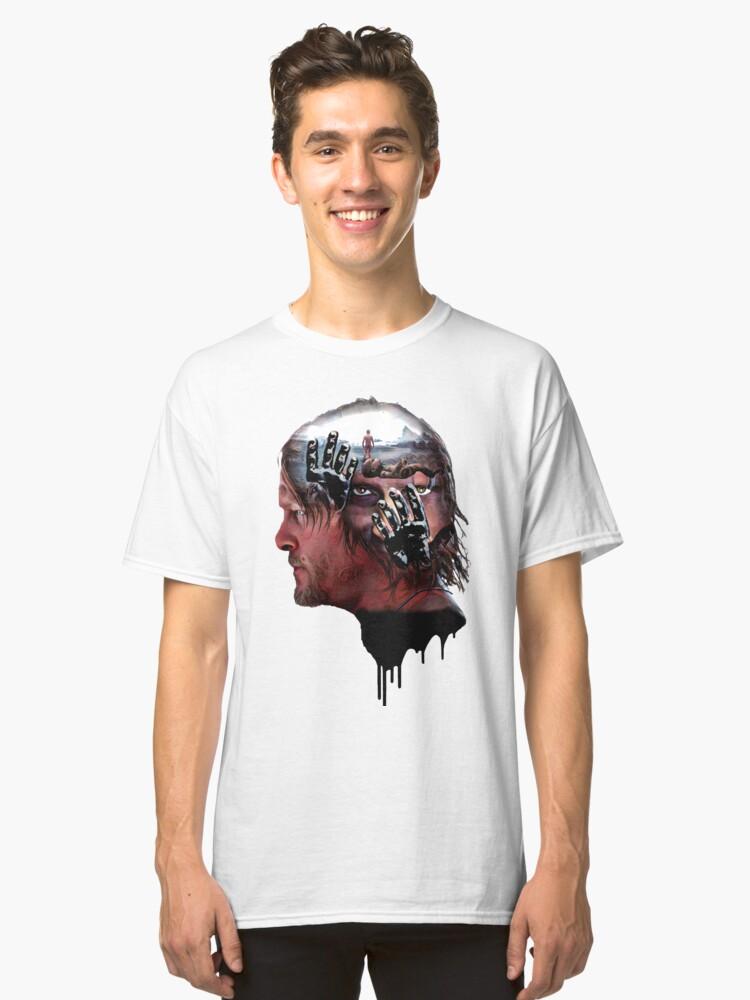 Death Stranding  Classic T-Shirt Front