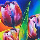 Colorful Keukenhof - Netherlands by Arie Koene