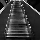 UP THE STAIRS by Paul Quixote Alleyne