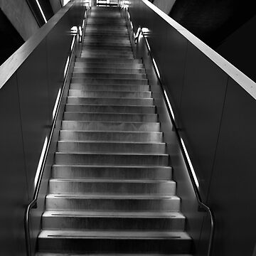 UP THE STAIRS by bambooo