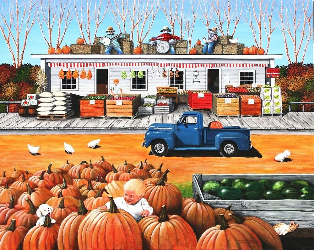 Smashing Pumpkins by kirbeekatz