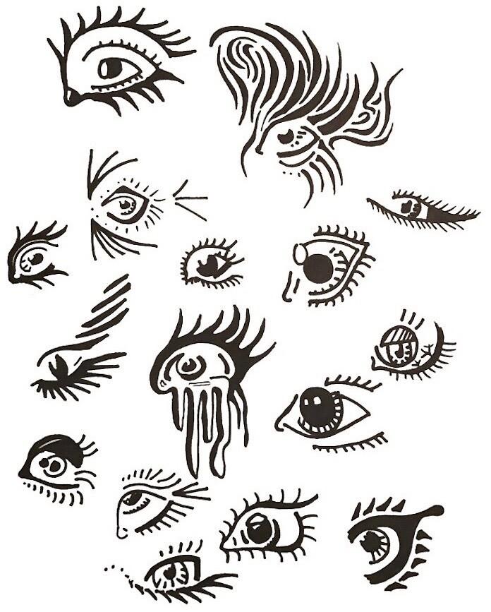 Eyes by Laurendodds
