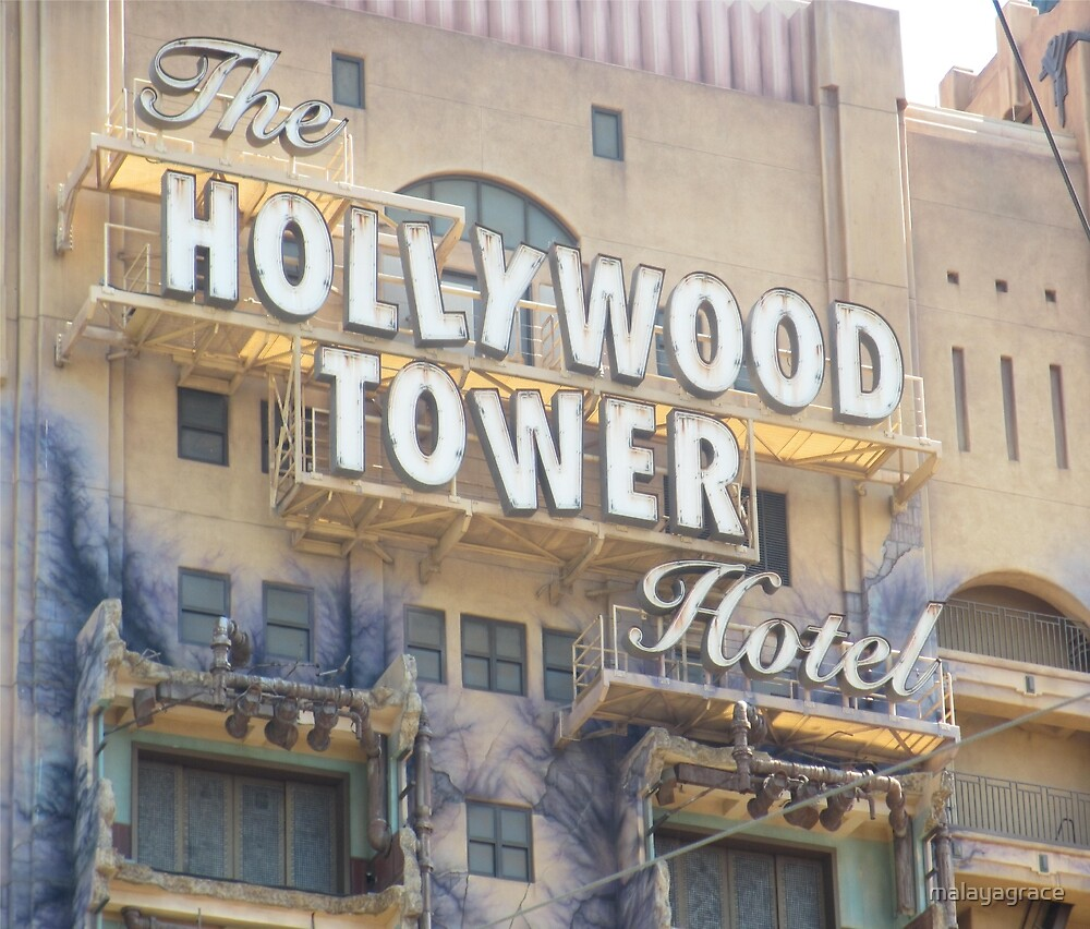 Tower of Terror by malayagrace
