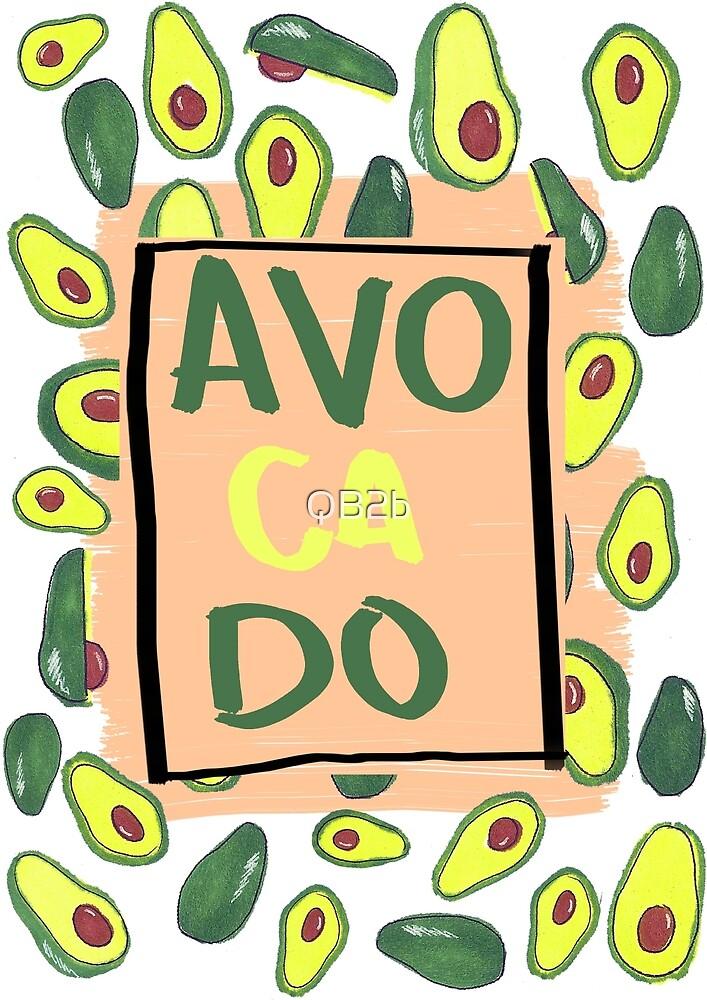 Avocado by QB2b
