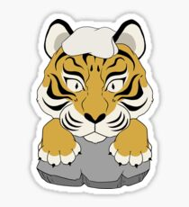Yuri Plisetsky Onsen Tiger Sticker