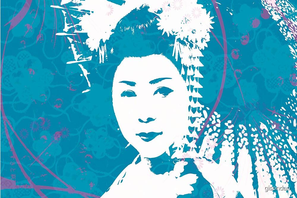Maiko III by gisondan