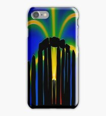STONEHENGE SOLSTICE TWO iPhone Case/Skin