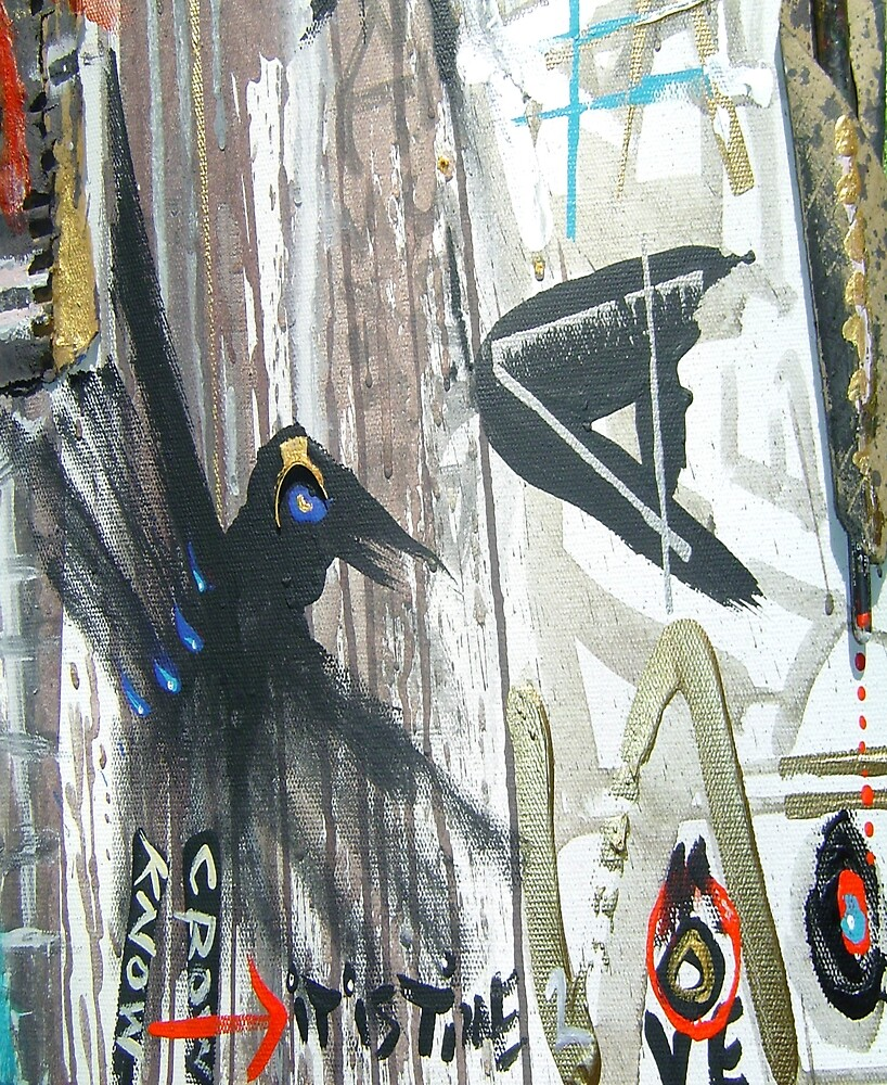 crow dancer by arteology