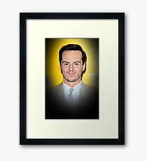 That Smirk Framed Print