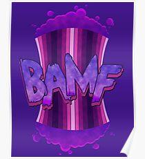 BAMF! Poster