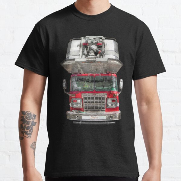 Firetruck Classic T-Shirt