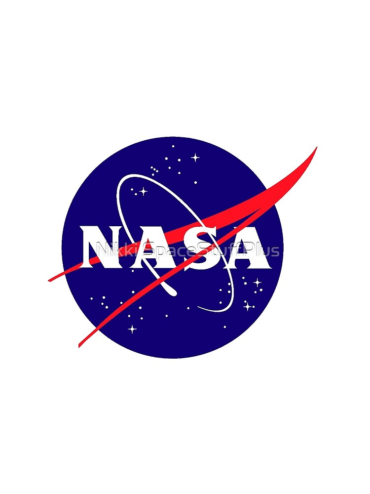 Official NASA (meatball) Logo by Spacestuffplus