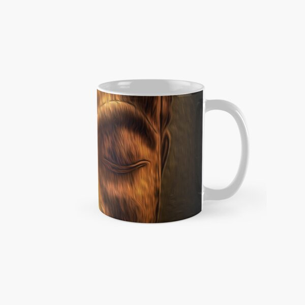 Buddha Nose Classic Mug