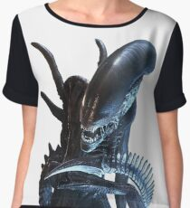 Alien Women's Chiffon Top