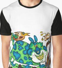 Funnimalistic! Graphic T-Shirt