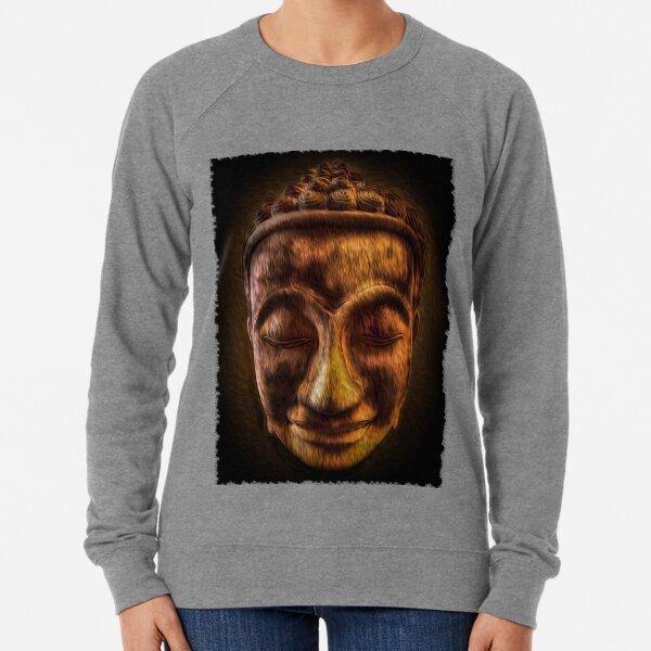 Buddha Nose Lightweight Sweatshirt