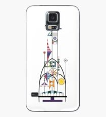Tower of the Four Winds Case/Skin for Samsung Galaxy