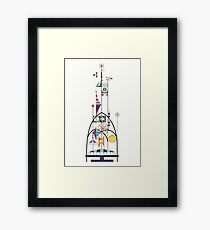 Tower of the Four Winds Framed Print