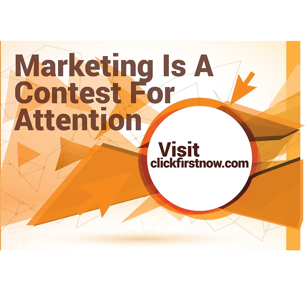 Marketing Is A Content For Attention Laptop Skin by relentlessgear