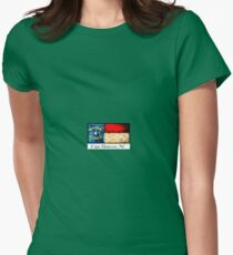 Cape Hatteras, NC Womens Fitted T-Shirt
