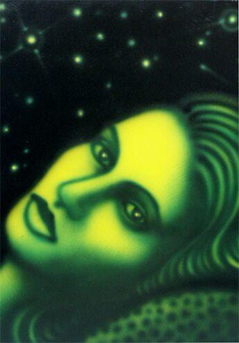 Earth Woman by Rangi Matthews