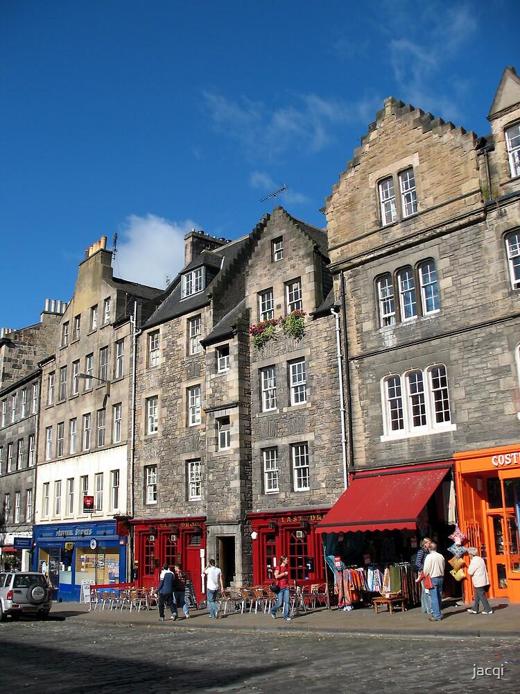 The Last Drop Inn, Edinburgh Grassmarket by jacqi