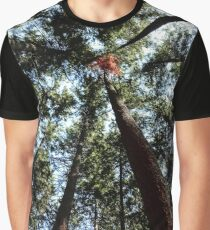 Pacific Spirit: Fire on High Graphic T-Shirt