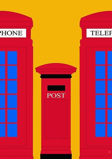 POST & TELEPHONE by FieryFinn77