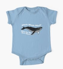 Whale Whale Whale What Do We Have Here Kids Clothes