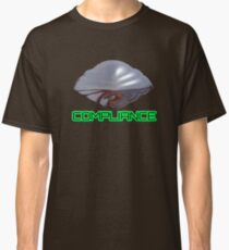 Compliance - Flight of the Navigator Classic T-Shirt